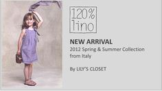 120% lino 2012 SPRING & SUMMER by LILY'S CLOSET