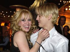 Aaron Carter's Tweets for Hilary Duff Are the Saddest Things Ever