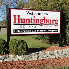 Huntingburg, Indiana...Will always be home to me!