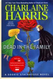 REVIEW:  Dead In The Family (Southern Vampire Mysteries #10) by Charlaine Harris