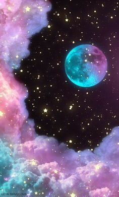 Tumblr Wallpaper, Cute Galaxy Wallpaper, Night Sky Wallpaper, Planets Wallpaper, Abstract Iphone Wallpaper, Wallpaper Space, Glitter Wallpaper, Scenery Wallpaper, Cute Wallpaper Backgrounds