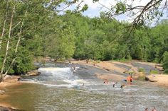 These 6 Waterfall Swimming Holes In South Carolina Are Perfect For A Summer Day