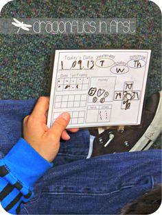 Calendar Math FREEBIE - Managing calendar time with Interactive and engaging calendar activities!