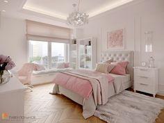 Teen Bedroom Designs, Room Design Bedroom, Room Ideas Bedroom, Home Room Design, Home Decor Bedroom, Small Room Design, Style Deco, Cozy Room, Dream Rooms