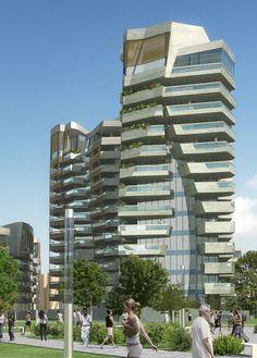 MILAN | Il Dritto - Allianz Tower | ~207m | 679ft | 50 fl | U/C - Page 7 - SkyscraperCity