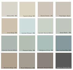 Favorite Tips U0026 Tricks For Choosing A Paint Color
