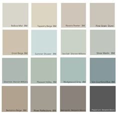 The New Neutrals! Tips  Ideas on the new neutral decorating colors for today! #home #decor