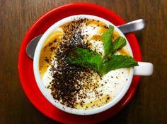An experimental coffee.