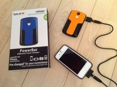 Charge Your Mobile Devices Anywhere