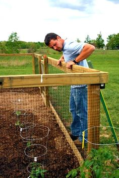 {gardening} Making the most of one acre. great tips for all of us gardeners!