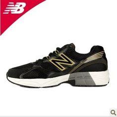 Zapatos corrientes de los zapatos de los hombres de 2013 nuevos / genuinos de los hombres M560BK2