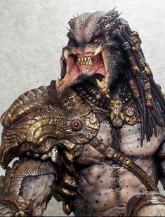 H O T Predator Movie, Alien Vs Predator, Alien Creatures, Fantasy Creatures, King Kong, Giger Alien, Giger Art, Dragons, Creature Feature