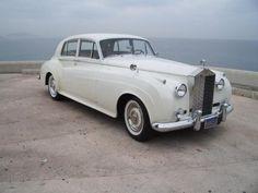 1959 Rolls Royce Silver Cloud 1  #classic #car #RollsRoyce