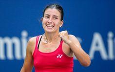 9/4/16 Via US Open Tennis   ·    Anastasija Sevastova moves on! She defeats Johanna Konta (no. 13) 6-4, 7-5 on #Ashe. #usopen @MBUSA