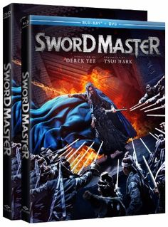 Coming to Bluray from director Derek Yee and Well Go USA Entertainment is a beautiful story of love, revenge and redemption with SWORDMASTER. http://moviemaven.homestead.com/contact.html