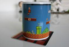 Super Mario - Heat Change Tasse