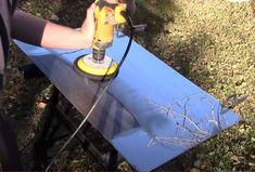 Un bel tutorial video che spiega i passaggi per lucidare a specchio l'acciaio e non solo Tutorial, Video, Bricolage