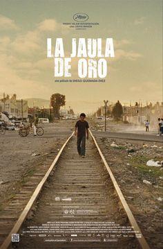 La jaula de oro (2013) México. Dir: Diego Quemada-Diez. Drama. Migración. Adolescencia. Pobreza - DVD CINE 2301