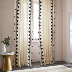 Prodigious Cool Ideas: Fabric Blinds For Windows roll up blinds doors.Fabric Blinds For Windows bedroom blinds tutorials.Roller Blinds Outside Recess. Plain Curtains, No Sew Curtains, Fabric Blinds, Rod Pocket Curtains, Panel Curtains, Cotton Curtains, Navy Curtains, Patterned Curtains, Boho Curtains