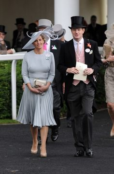 Sophie, Countess of Wessex |Fabulous Hats From The Royal Ascot