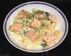 One pot pasta saumon/poireaux