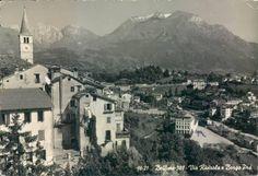 Borgo Prà Belluno Dolomiti Veneto Italia