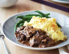 Beef & Potato-Top Bake Recipe   Beef + Lamb New Zealand