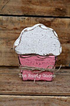 Cupcake Birthday Decoration Nursery Decor By Therustygoose 13 95