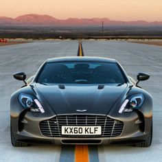 We take a look at the Beautiful Aston Martin One 77