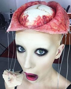 RushWorld says someone might use this as a profile pic on a dating site. Enjoy more on RushWorld boards, WEIRD WILD WONDERFUL, WTF FASHIONS, ZOMBIE THEMED WEDDINGS and IT'S A THING. See You at RushWorld!