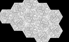 After showing off the city map tiles for Wayfinder #4 (previous post) it got me thinking. The square format is repetitive and blocky. Also, the directional lighting means the tiles can't be rotated for variety without it looking like there are 4 different suns. So, whilst they are pretty, they have their drawbacks when trying …