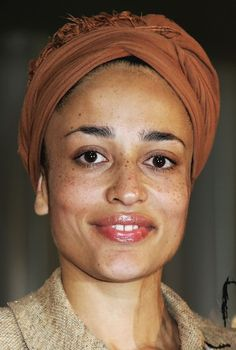 Zadie Smith one of my favourites contemporary authors!
