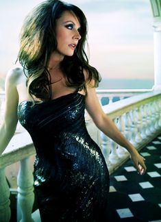 Sarah Brightman. Throwback! She was the first favorite singer I ever had. I got into Phantom of the Opera when I was 3 years old.