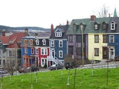 Picture of St. John's, Newfoundland and Labrador. My hometown. Newfoundland Canada, Newfoundland And Labrador, Canada Eh, Fishing Villages, Nova Scotia, East Coast, Trip Advisor, Beautiful Places, Scenery