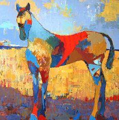 """""""Equus 81"""", Jylian Gustlin"""