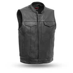Iron Horse Vests Standard Motorcycle Club Style CCW Vest Take a look at Iron Horse Vests, NO BETTER quality, great prices in the USA on these great Vintage Leather Motorcycle Jacket, Black Leather Vest, Motorcycle Vest, Biker Vest, Leather Collar, Cowhide Leather, Leather Men, Motorcycle Clubs, Jacket Men