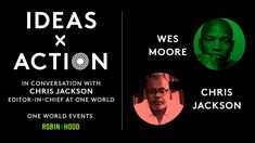 Freddie Gray's death in 2015 shook his hometown of Baltimore, the United States, and the world at large. The ripple effects continue to this day, in the chants of protestors and the ever-louder demands for justice and reform. Join Wes Moore, author of the upcoming book Five Days, in conversation with One World editor-in-chief Chris Jackson as they talk about the pain of cataclysm, its potential to highlight the connections between us, and the lessons that Baltimore holds for the nation. Random House, First World, Baltimore, Authors, Editor, Highlight, Conversation, Jackson, Death