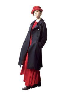 Yohji Yamamoto look14
