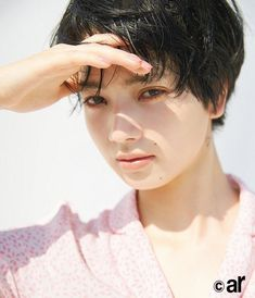 Nana Komatsu Fashion, Komatsu Nana, Asian Short Hair, Beautiful Haircuts, Model Face, Japan Photo, Ulzzang Girl, Japanese Girl, Asian Beauty