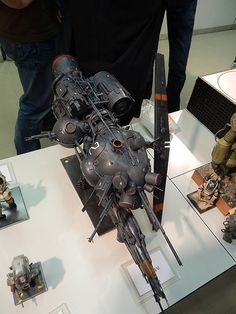 Spaceship model