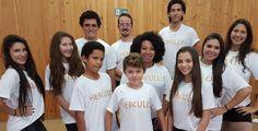 'Hércules Musical' chega à Casa do Teatro em Amparo