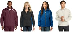 Popular Wind Jackets and Wind Shirts from NYFifth #womensouterwear #mensouterwear