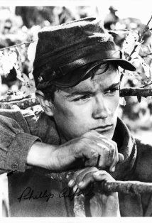 """Phillip Alford in two of my favorite movies—""""Shenandoah"""" and """"To Kill a Mockingbird"""""""