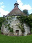 Humphrey in the dovecote at Athelhampton House Gazebo, Outdoor Structures, House, Kiosk, Home, Pavilion, Cabana, Homes, Houses