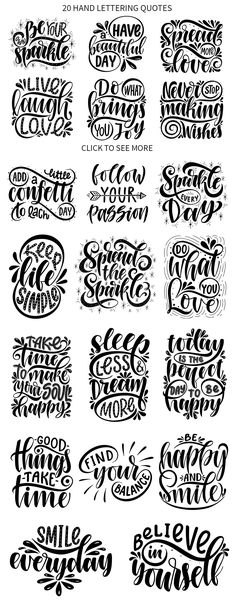 Doodle quotes, calligraphy quotes doodles, brush lettering quotes, hand let Calligraphy Quotes Doodles, Brush Lettering Quotes, Doodle Quotes, Hand Lettering Tutorial, Calligraphy Handwriting, Hand Lettering Quotes, Calligraphy Letters, Calligraphy Watercolor, Modern Calligraphy Quotes