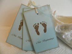 Baby Gift Tags, Favor Tags, Wish Tree, Baby Shower, Boy on Etsy, $5.75
