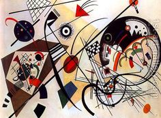 Wassily Kandinsky - Oil Painting Reproductions