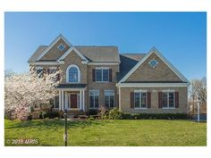 24168 Spring Meadows Circle, Aldie VA 20105  Beautiful Winchester Vincent on .53 acres backing to conservancy in Lenah Run. Open flr plan w/gourmet kit, SS apps, maple cabs; study w/built-ins; 2 story FR w/stone FP; mudrm w/ext door. Spacious master suite w/closet sys, tray ceiling. Media rm w/wet bar, rec rm, gym, bath w/spa shower on LL. Firepit & large trex deck w/scrnd porch in rear yard. Built-in speakers on main & deck...Much more!!