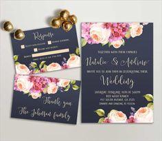 Wedding invitation template 71 free printable word pdf psd wedding invitation template 71 free printable word pdf psd indesign format stopboris Images
