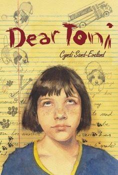 Dear Toni by Cyndi Sand-Eveland 2010 WINNER
